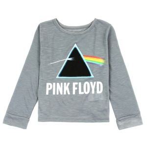 🎁✨Pink Floyd Toddler Girls Long Sleeve Top